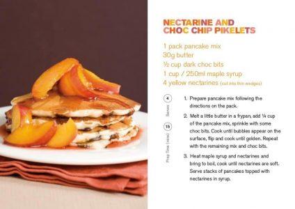 Summerfruit Recipe Booklet