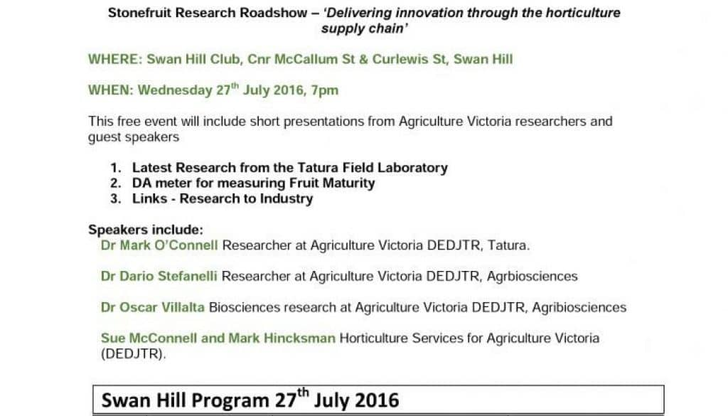 agriculture-victoria-stonefruit-research-roadshow-swan-hill-thumbnail-summerfruit-australia