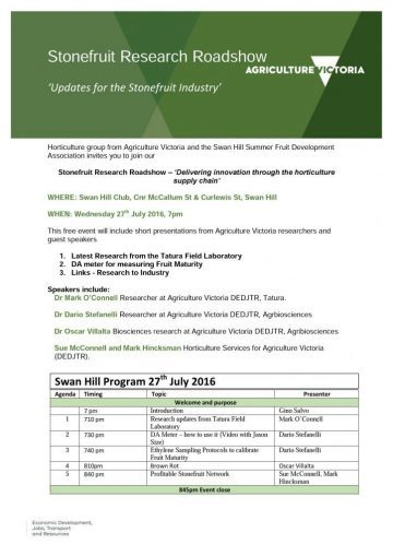 agriculture-victoria-stonefruit-research-roadshow-swan-hill-thumbnail-summerfruit-australia