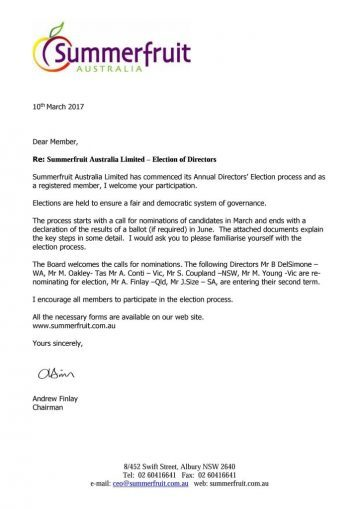 1a - Election letter Chairman 2017 - Thumbnail