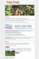 Tree Fruit Newsletter January 2020